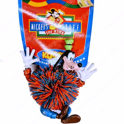 Disney Original Mickey's Stuff Koosh Bola Pelos Goofy