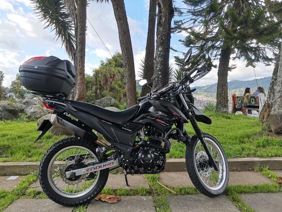 Moto Akt Ttr 200 Mod: 2020