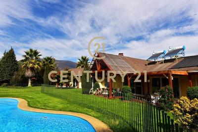 Hermosa Casa En Olmué