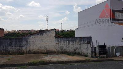 Terreno Residencial À Venda, Jardim São Roque, Americana - Ca1933. - Te0303