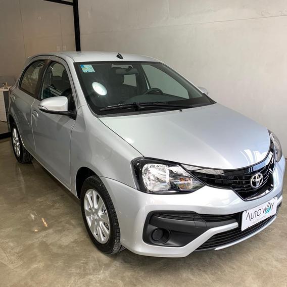 Toyota Etios X Plus Hacth Aut. 2020
