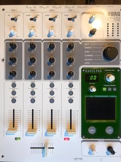 Consola Mixer Korg 402