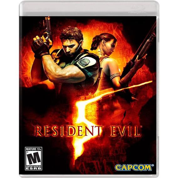 Residend Evil 5 Midia Digital