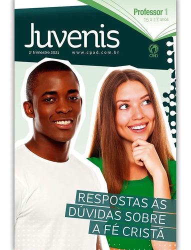 Revista Juvenis Professor - Escola Bíblica Dominical Cpad
