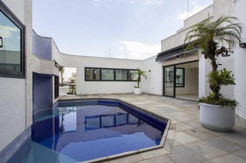 Apartamento Com 4 Dormitórios À Venda, 400 M² Por R$ 1.980.000,00 - Jardim Anália Franco - São Paulo/sp - Ap5808