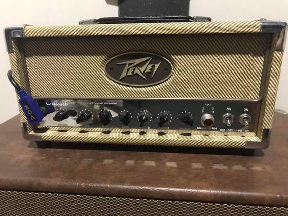 Amplificador Peavey Classic 20w Valvulado