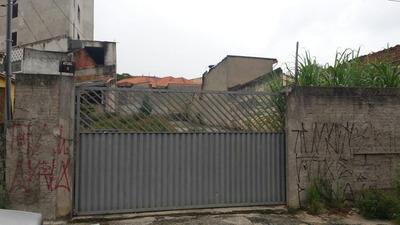 Terreno Residencial Para Locação, Bangu, Santo André. - Te4077
