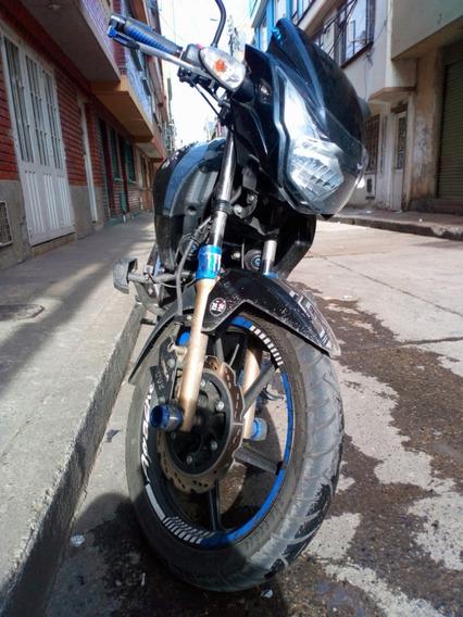 Tvs Apache Rtr 180 2019 Como Nueva