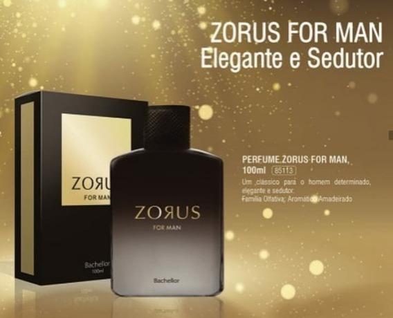 Perfume Azarro Zorus For Man