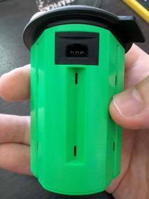 Carregador Metz 970 + Bateria Recarregável Nimh 76-56 Usado