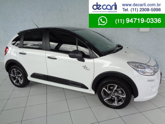 Citroën C3 1.6 Urban Trail Aut. (flex) Branco - 2018/2019