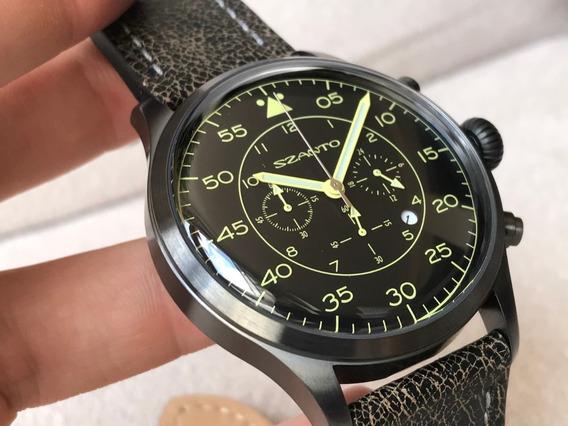 Relógio Szanto 2600 Series 2601 Chronograph