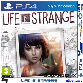 Life Is Strange Ps4 Digital   Cupo Secundario
