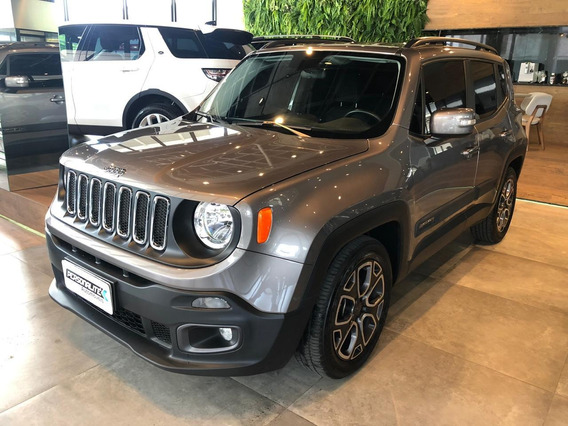 Jeep Renegade Longitude 1.8 Automatico Flex 2018