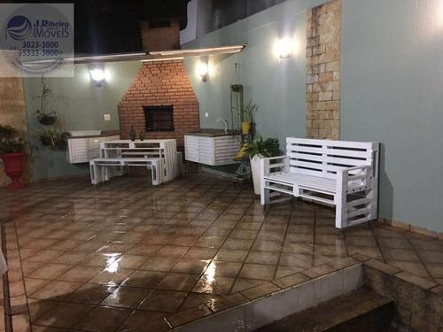 Imagem 1 de 20 de Sobrado Em Condomínio 4 Suítes 6 Vagas Para Venda Em Jardim Franca São Paulo-sp - 900969
