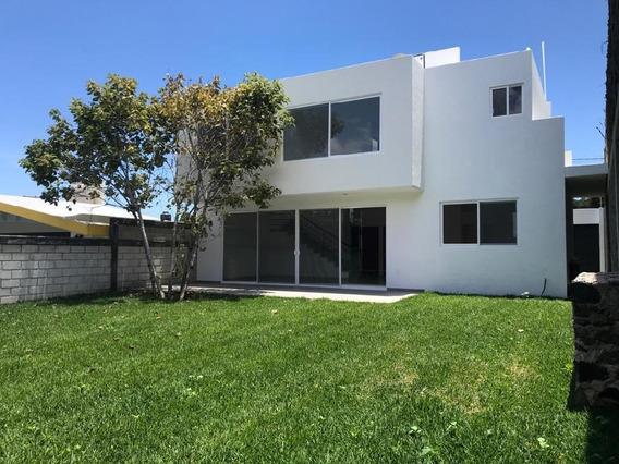 Venta Casa Nueva Moderna En Fraccionamiento Con Seguridad Lomas De Tetela