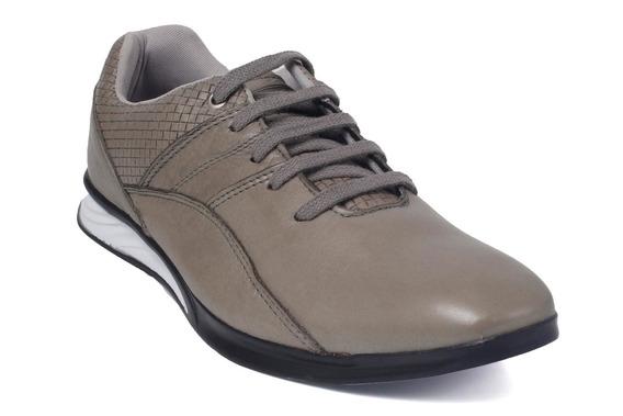 Sapatênis Masculino Sport Couro Lançamento Tchwm Shoes