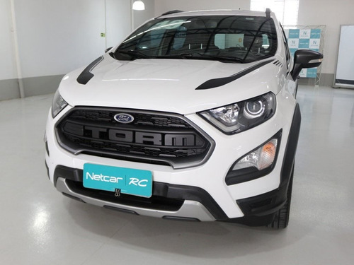 Ford Ecosport Storm 2.0 4wd 16v Flex
