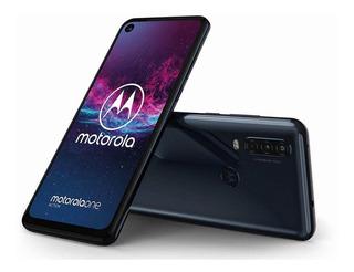 Telefono Motorola Moto One Action Latino Prepagado