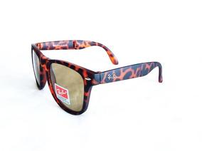 a3def0396 Ray Ban Dobravel Marrom - Óculos no Mercado Livre Brasil