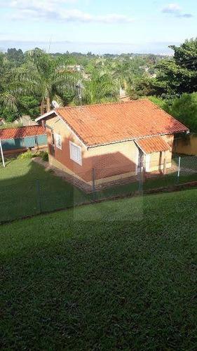 Chácara Com 4 Dormitórios À Venda, 9600 M² Por R$ 2.500.000,00 - Colinas Do Mosteiro De Itaici - Indaiatuba/sp - Ch0120