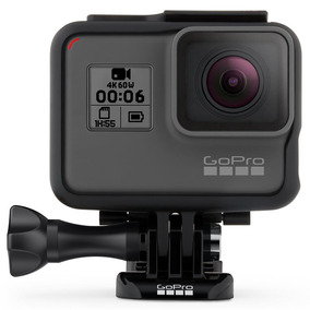 Go-pro Hero 6 Black (chdhx-601)! 12 Mp / 4k!