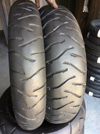 Par 120/70/19 E 170/60/17 Michelin Anakee3 Usado Bmw Gs1200