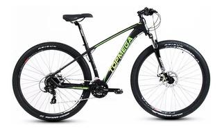 Bicicleta Top Mega Marathon Sport R29 24v + Linga + Led