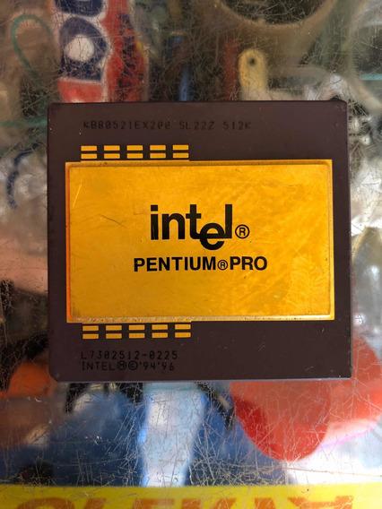 Processador Intel Pentium Pro