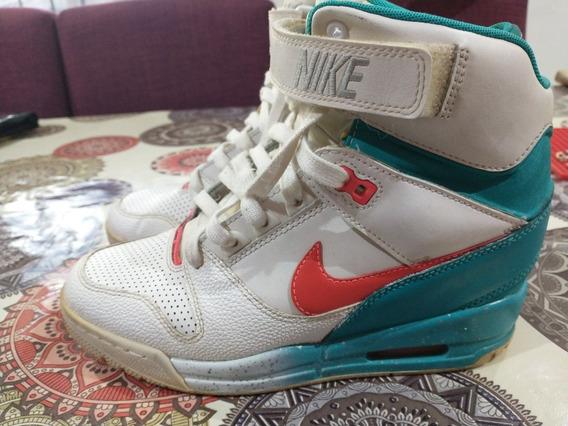 incluir martes Posicionar  Zapatilla Con Taco Nike | MercadoLibre.com.ar