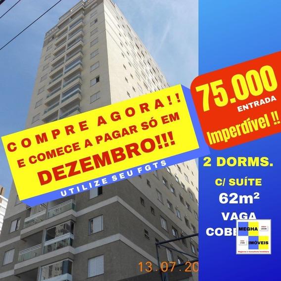 Apartamento A Venda No Bairro Vila Galvão Em Guarulhos - - 1834-1