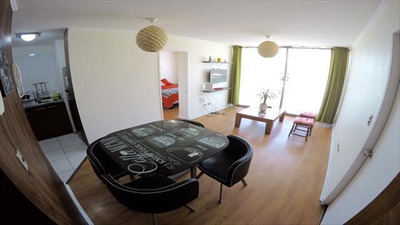 Departamento En Arriendo Por Temporada De 2 Dormitorios En Antofagasta