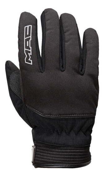 Guantes Mac Winter Negro