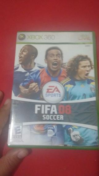 Fifa 2008 Xbox 360