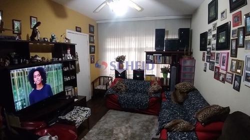 Sobrado 3 Dormitorios 2 Vagas - Jabaguara - Mr75907