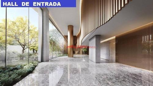 Maravilhoso - Alto Padrão Cyrela - 244m² - Metrô - Ap10439