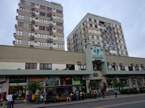 Ótima Sala Comercial Na Trindade - 76442