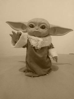 Baby Yoda - The Mandalorian -impresión 3d