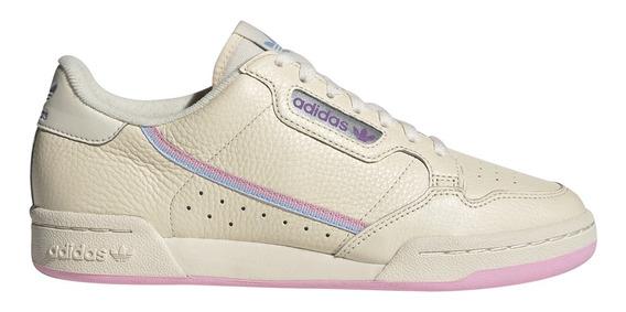 Zapatillas adidas Originals Moda Continental 80 W Mujer Be