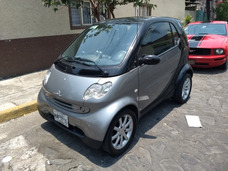 Smart Fortwo Coupe Passion Aa Piel Mt 2009