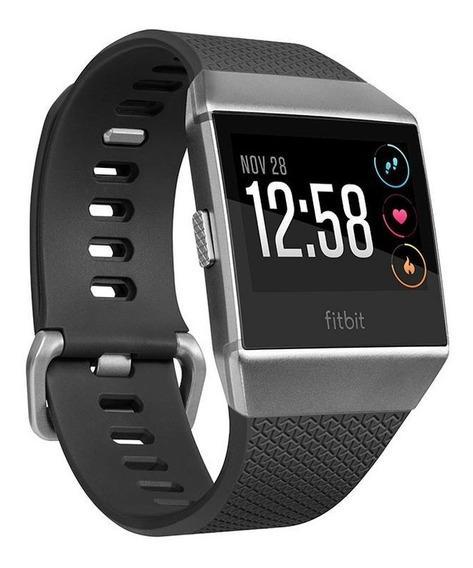 Smartwatch Fitbit Ionic Color Grafito/gris