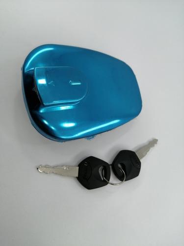 Tapa Tanque Gasolina Gs125 Gs 125 Gsx 150 En 125 Excelente