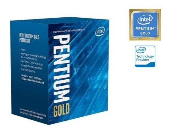 Processador Pentium Gold 5400 Para Lga 1151 - 8ª Geração