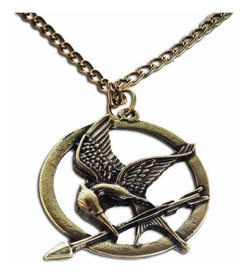 Colar Jogos Vorazes Tordo Hunger Games Katniss