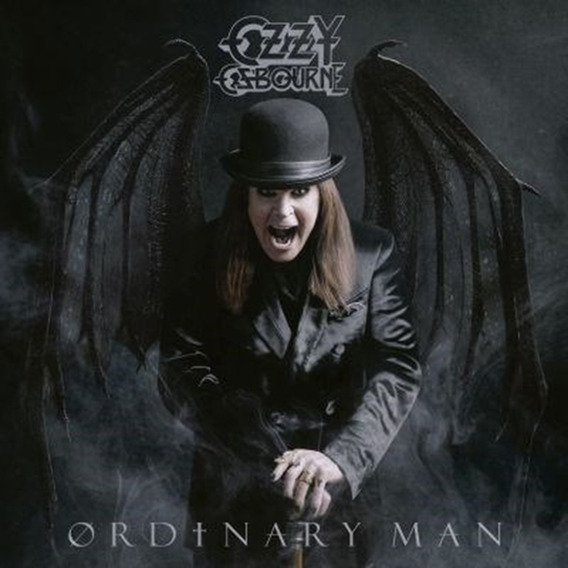 Cd Ozzy Osborne Ordinary Man