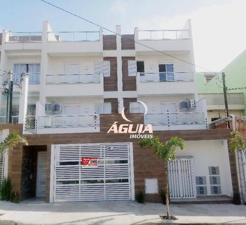 Apartamento Com 3 Dormitórios À Venda, 83 M² Por R$ 530.000,00 - Vila América - Santo André/sp - Ap2004