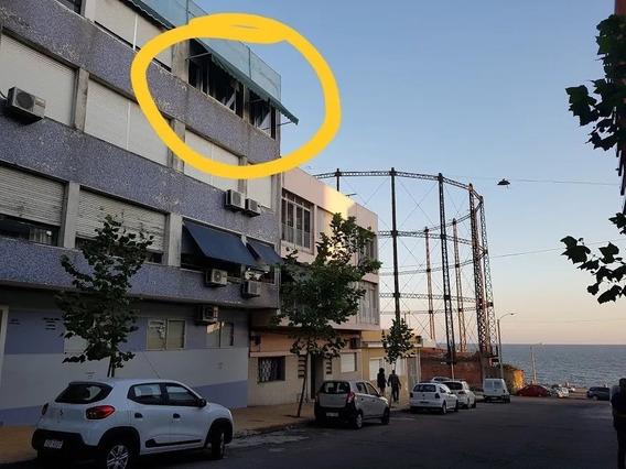 3 Se Alquila Apto Al Frente En El Centro De Montevideo