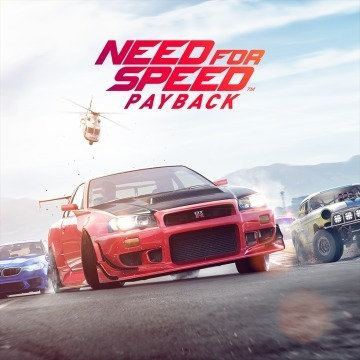 Need For Speed Payback Ps4 Midia Digital 1ª