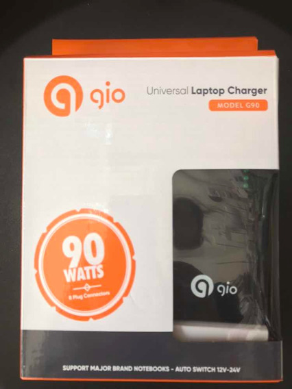 Cargador Gio Universal 90w (canaima Y Mucho Mas)