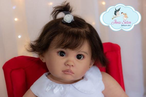 Bebê Reborn Julieta Toddler